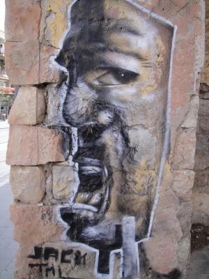 Graffiti Jérusalem