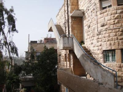 Escalier Jérualem