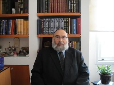 Grand Rabbin Sirat