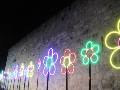 Festival Lumières Jérusalem 5