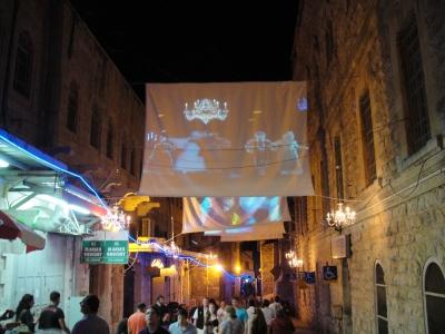 Festival Lumières Jérusalem 7