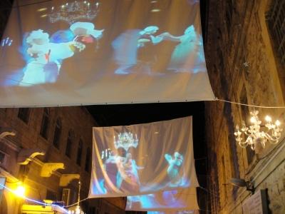 Festival Lumières Jérusalem 8